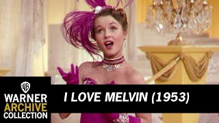 I Love Melvin (1953) – Lady Loves - Debbie Reynolds