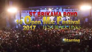 ST FULL_PERFORMANCE 2017 OPEN MIC FESTIVAL 10TH YEAR