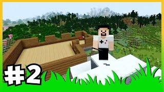 Çiftlik Evi - Modlu Survival - ÇiftçiCraft Minecraft Türkçe  - Bölüm 2