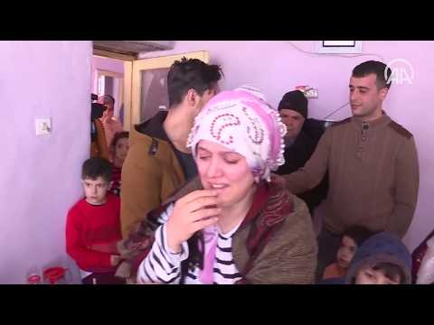 بالدموع المرأة التركية تلتقي منقذها السوري-محمود-  - 14:59-2020 / 1 / 26