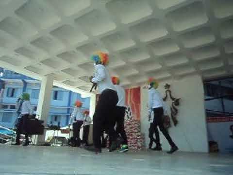 Joker dance by 11th db peravallur students 2017-18