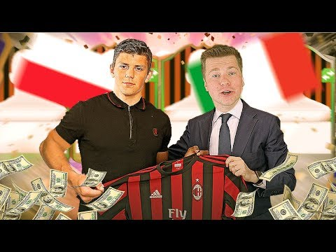 KOWNACKI W MILANIE?! MILAN TO GLORY! FIFA 17