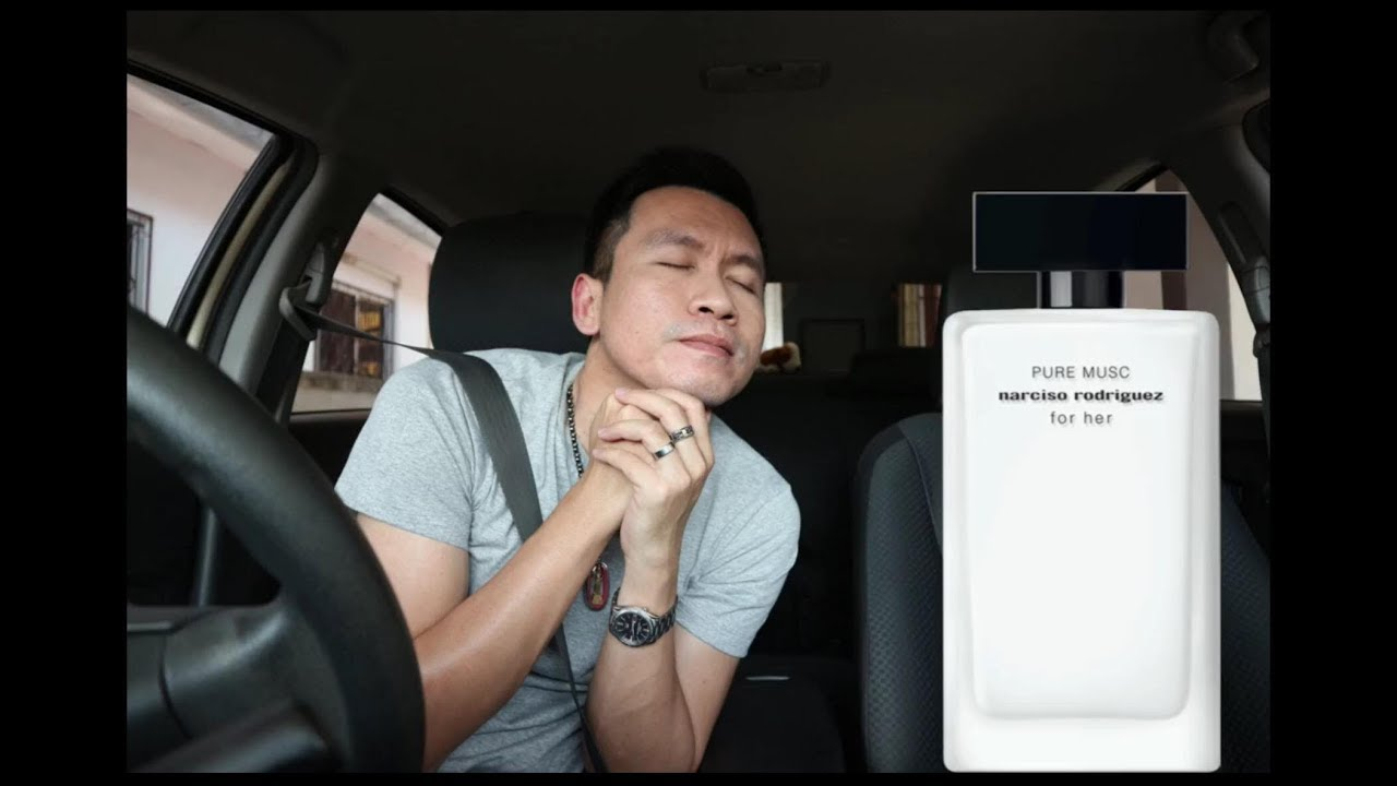 First Impression - Narciso Rodriquez Pure Musc For Her #รีวิวน้ำหอม