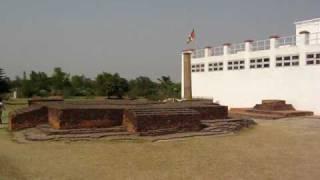 Lumbini, Nepal: The birth place of Buddha- UNESCO World Heritage Site