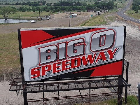 Celebrating Big O Speedway