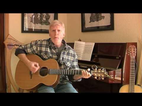 Guitar Tutorial - Whiskey in the Jar - Irish Folk Songs