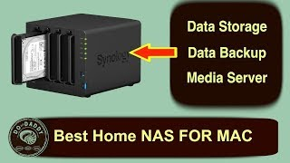 How to install a  Home Network Attached Storage (NAS) // Synology NAS Review