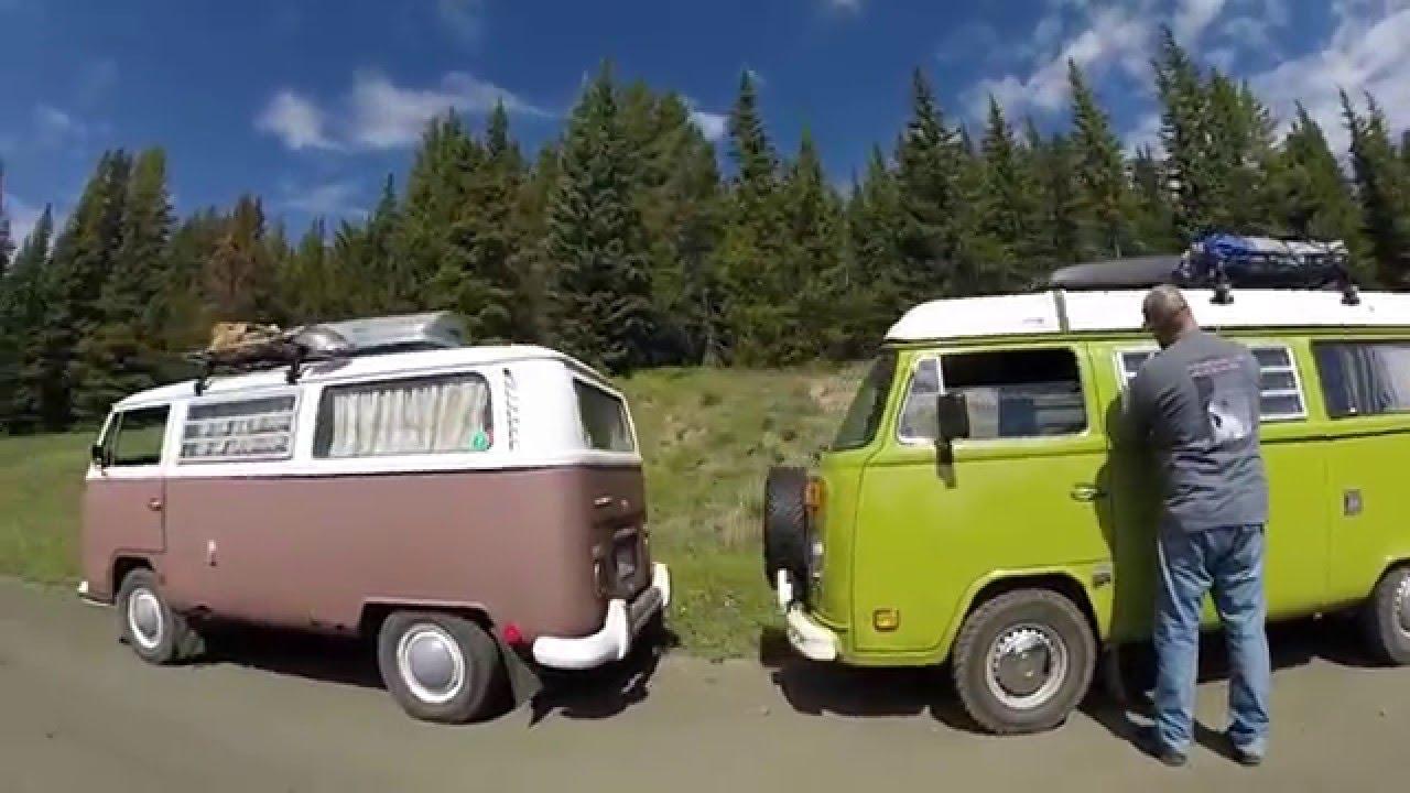 Vw Bus Caravan How To Hitchhike Across The Usa Ep 23 25