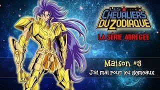 Les Chevaliers du Zodiaque, La Série Abrégée : Maison #3