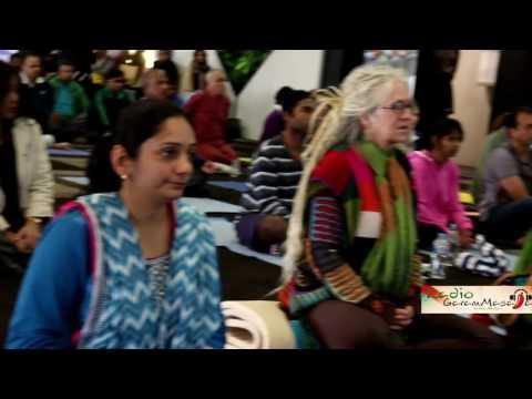2nd International Day Of Yoga 2016 CG Perth WA Video