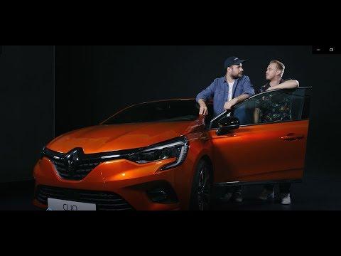Notre Nouvelle Renault CLIO, cette star de cinéma, vue par Tales From The Click | Groupe Renault thumbnail