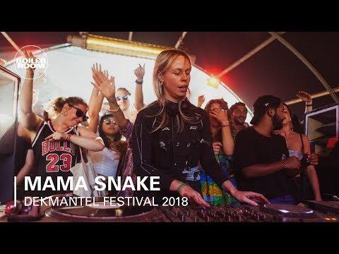 Mama Snake | Boiler Room x Dekmantel Festival 2018