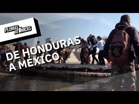 De Honduras a México: la odisea de un migrante hacia Estados Unidos