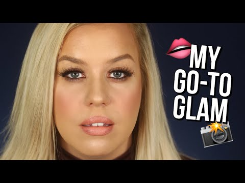 Soft Glam Makeup for Photos & Events thumbnail