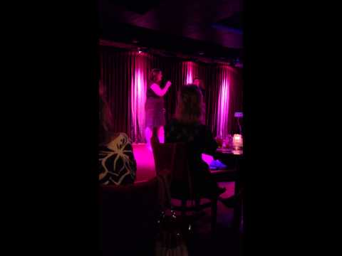 """Allison Newsom & Laura Michelle Wolfe singing """"I'll Cover You"""" from RENT"""
