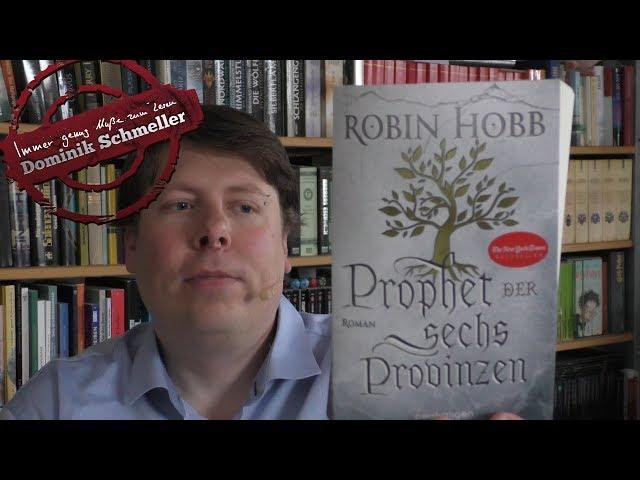 Prophet der sechs Provinzen - Erbe der Weitseher-Saga 2 - Robin Hobb - Fantasy