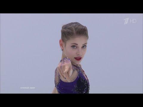 Алена Косторная - чемпионка Европы 2020!