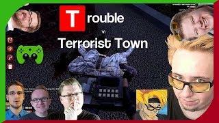 BEST OF DHALUCARD & PIETSMIET #01 | ♠ Trouble in Terrorist Town 🎮 [TTT]