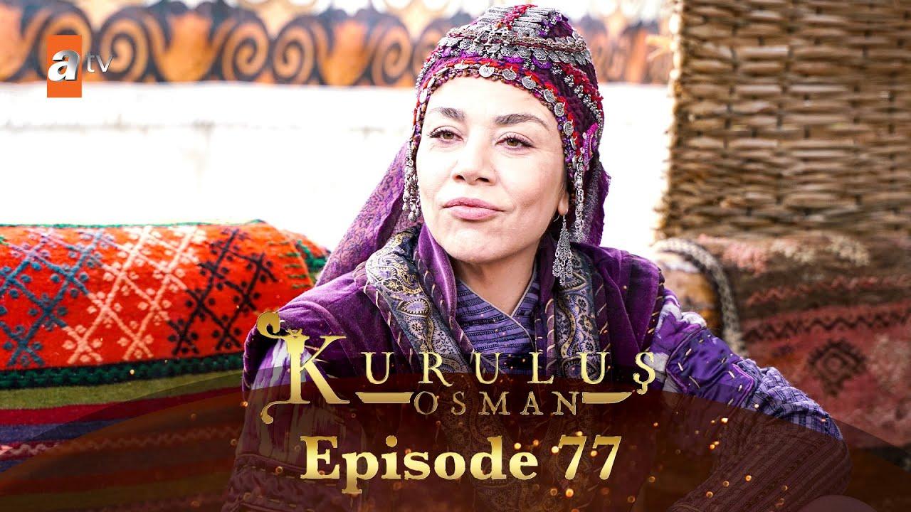 Download Kurulus Osman Urdu   Season 2 - Episode 77