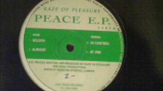 Raze Of Pleasure-Peace EP-In Control-Vice Versa 1993