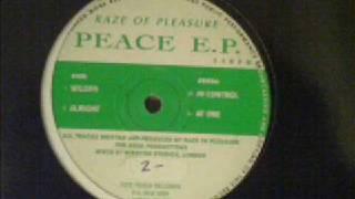 Raze Of Pleasure-Peace EP-In Control-Vice Versa 1993