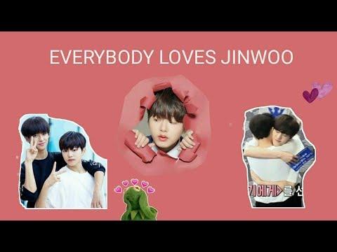 Everybody Loves Jinwoo   PRODUCE X 101