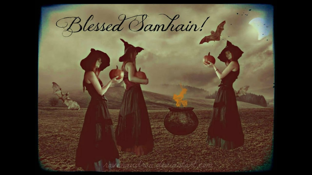 Happy Halloween/Samhain | Wicca And Witchcraft