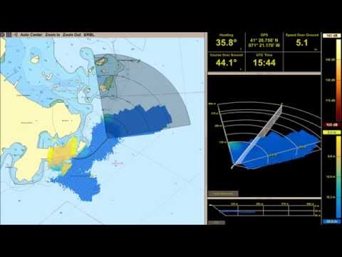 SonaSoft 3.3 Preview: Local History Mapping™ with 3D Forward Looking Sonar