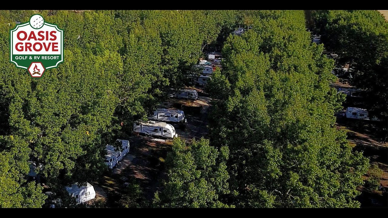 Serviced Campgrounds Rv Sites Canada