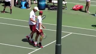 Men's Tennis: USC 4, Arizona State 1 - Highlights 4/15/18