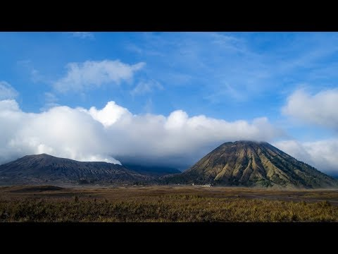 Indonesia Timelapse - central and east Java