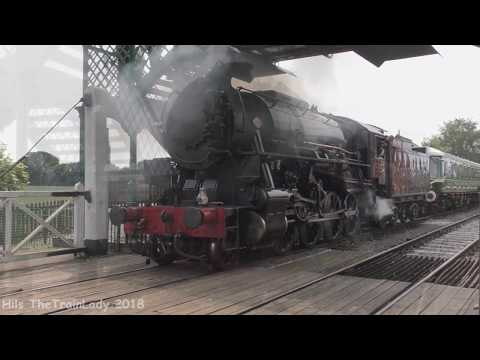 Epping And Ongar Railway Steam Gala 2018