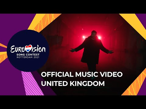 James Newman - Embers - United Kingdom 🇬🇧 - Official Music Video - Eurovision 2021