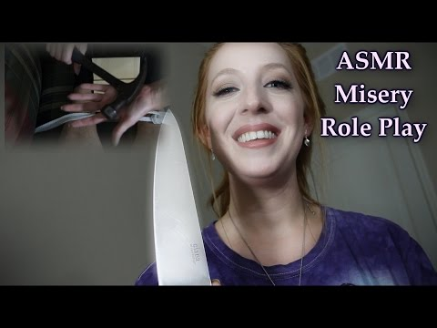 ASMR Misery Role Play