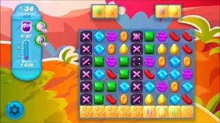 Candy Crush Soda Saga Level 435 - No boosters