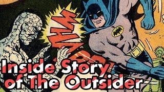 Twelve Days of Detective Comics Part Seven: Case #356: Inside Story of The Outsider!
