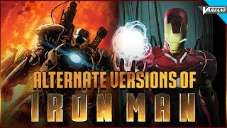 Alternate Versions Of Iron Man!