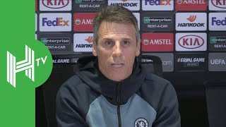Chelsea assistant coach Gianfranco Zola hails Eden Hazard the best ...