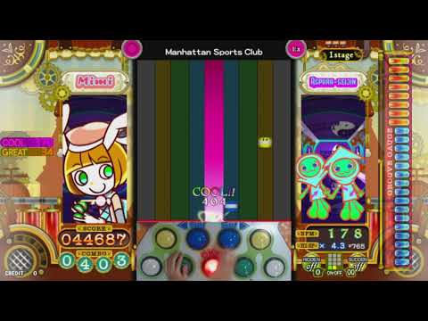 [ポップン] ターバン(TURBAN) manhattan sports club EX