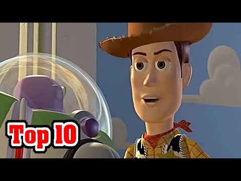 Top 10 Disney Characters Deleted or Cut From Production
