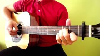 Download Big Jet Plane - Angus & Julia Stone - Beginner Fingerstyle Song Arrangement