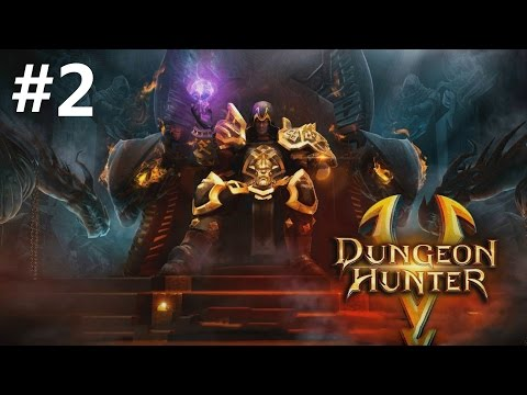 Dungeon Hunter 5 Android GamePlay Part 2 (1080p)