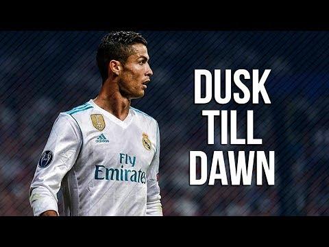 Cristiano Ronaldo • ZAYN - Dusk Till Dawn ft. Sia | 2017/18