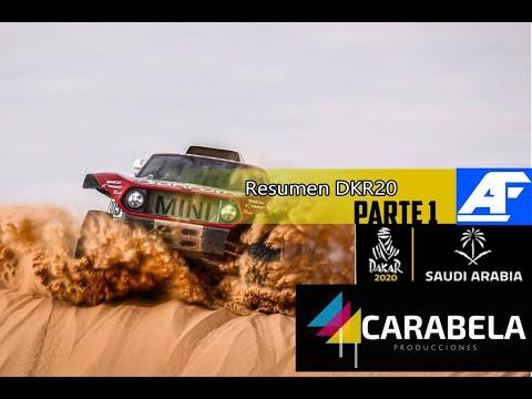 Xhiva Deportiva FT Acelerador A Fondo - Resumen Primera Semana - Dakar 2020