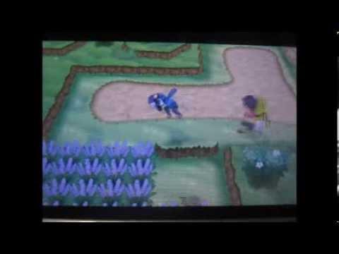 Pokemon XY Skating Tricks (LEDGE)