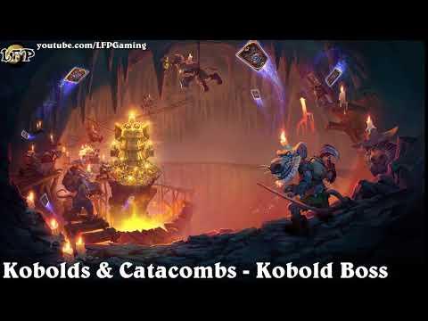 Hearthstone: 'Kobold Boss' song from Kobolds & Catacombs -Music