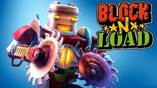 Block N Load | ROBO PLEJER