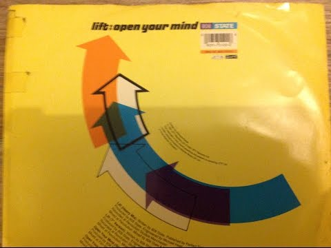 808 state open ur mind & in yer face 1991. acid techno industrial chillout rave