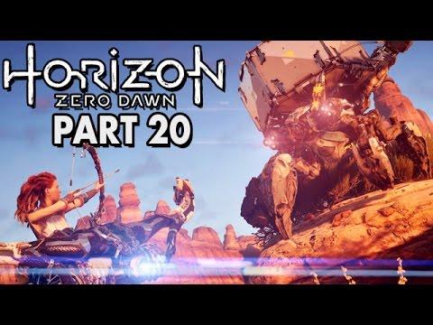 Horizon Zero Dawn German PS4 Pro Gameplay - Kraft der Natur