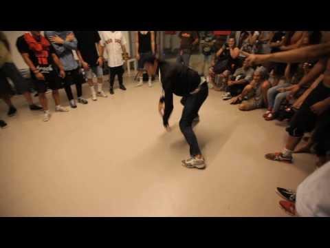Trailer - A weekend with B-boy Husky Hask in Spain, Malaga